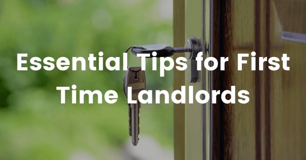 tips for new landlords